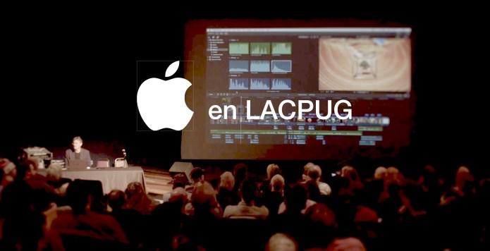 Presentaciones de Apple en LACPUG