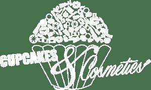 Cupcakes and Cosmetics Logo Design