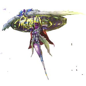 Final Fantasy VIII GF Eden