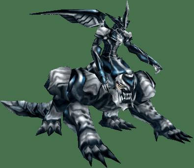 Final Fantasy VIII Omega Weapon