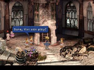 Final Fantasy IX Mini Games