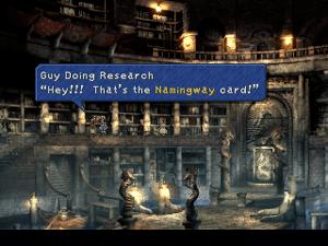 Final Fantasy IX Misc Quests