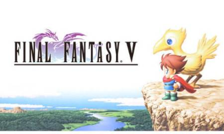 final fantasy V