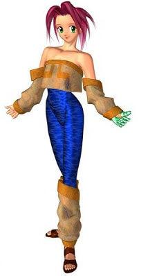 Legend of Legaia - Noa