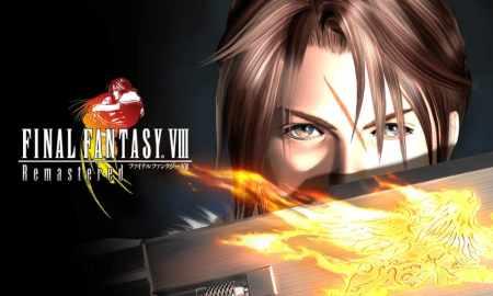 final fantasy VIII - remastered