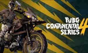 pubg continental series 4 new