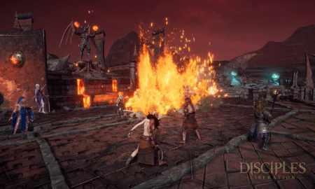 Disciples Liberation será lançado em 21 de outubro para PlayStation 5, PlayStation 4, Xbox Series X S, Xbox One e PC