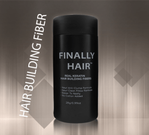 toppik comparison to finally hair ingredients