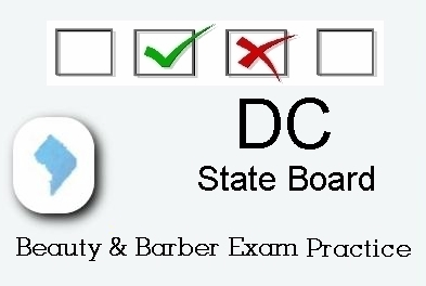 DISTRICT OF COLUMBIA DC Cosmetology Barber Esthetics State