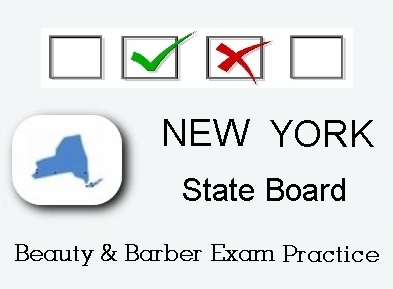 New York Cosmetology Barber Natural Hair Nails State Board