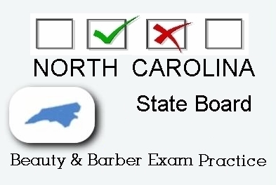 NORTH CAROLINA Cosmetology Barber Esthetics State Board