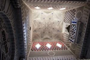 I soffitti del Castello di Sammezzano