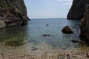 Dubrovnik e le sue acque cristalline