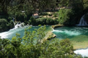 Visita al Parco Nazionale delle Cascate di Krka