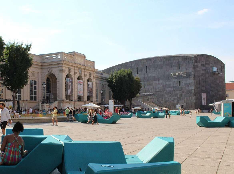 Museums Quartier Vienna