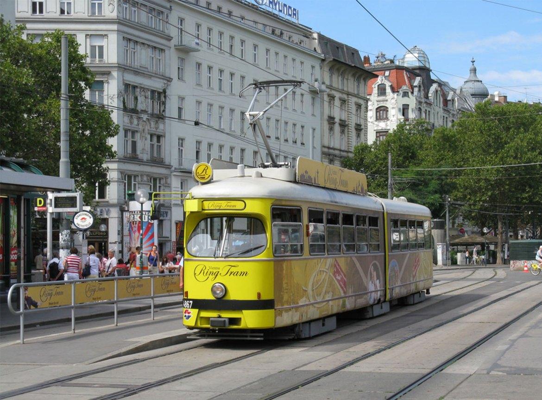 Ring Tram Vienna