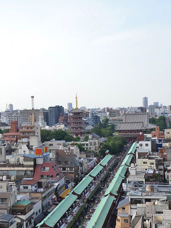 Tradizione e modernità a Tokyo
