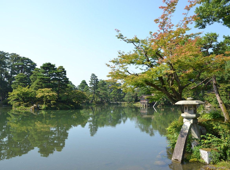 Giardino di Kenroku-en