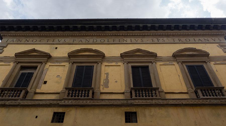 Visita Guidata A Palazzo Pandolfini Firenze Con Guido Tour