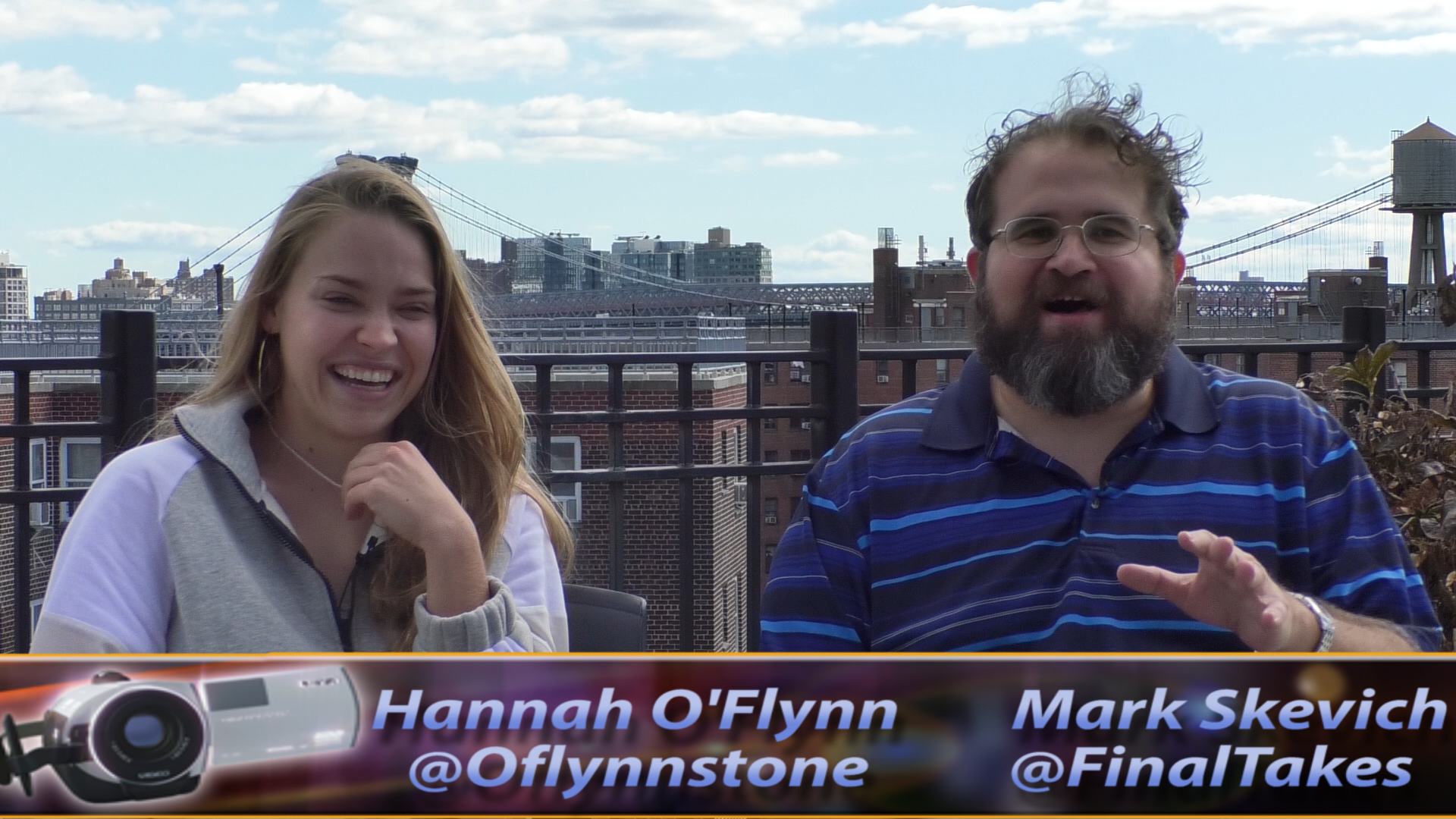 Viral dunk video star Hannah O'Flynn discusses dunk, WNBA, and more. First Final Takes Cable TV Episode