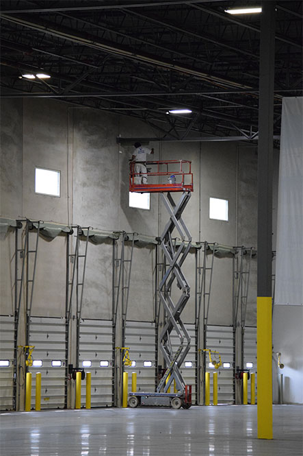 Industrial Painters Near Chicago