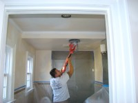 Carlos Interior Ceiling - Final Touch Painting & Carpentry ...