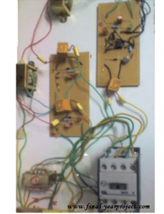 Circuit Three Phase Appliance Protector