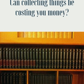Collecting can trigger irrational buying