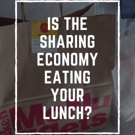 Is the sharing economy derailing your budget?