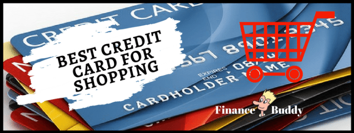best credit card for shopping