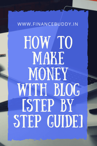 make money with blog and blogging for money