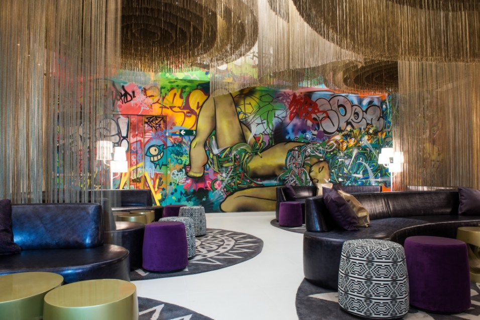 W BOGOTA _ Lounge 2
