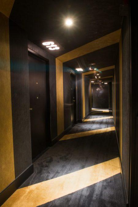 W BOGOTA_Room's Corridor
