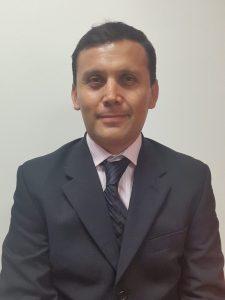 Carlos Palafox, Praxis Specialty Manager