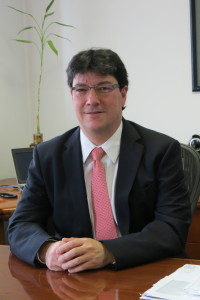 Carlos Ferrer, Vice President and General Manager of Unisys for LACSA (Central, Southern and Andean Latin America)