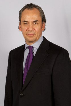 Jaime Trujillo, Managing Partner of Baker & McKenzie
