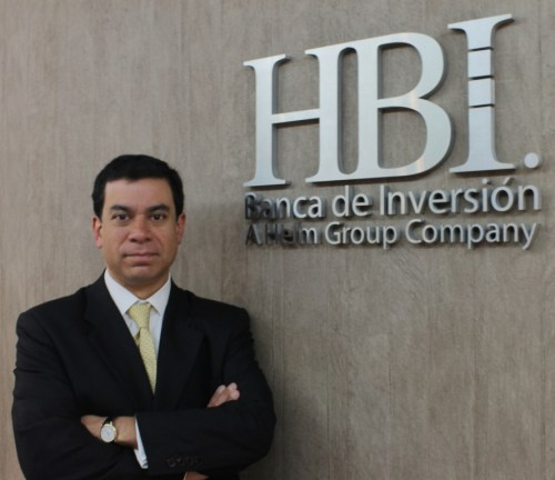 Lorenzo Garavito heads HBI Investment Banking, part of Grupo Helm