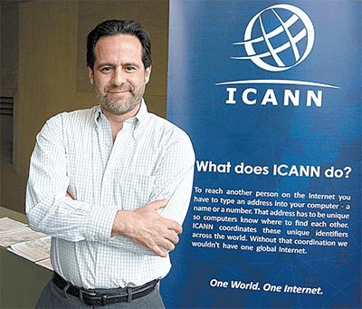 ICANN's Rodrigo De La Parra