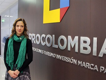 Maria Claudia Lacouture, President of Procolombia
