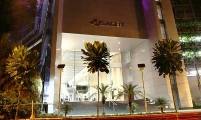 cropped Photo of Isagen HQ courtesy Isagen