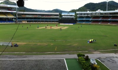 Queen's Park Oval Cricket Stadium, Port of Spain
