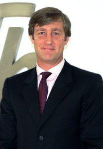 Carlos Graham, ETB's chief customer officer