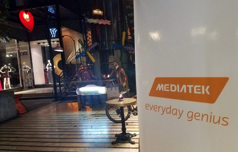 Mediatek Finbarr Moynihan mobile chip