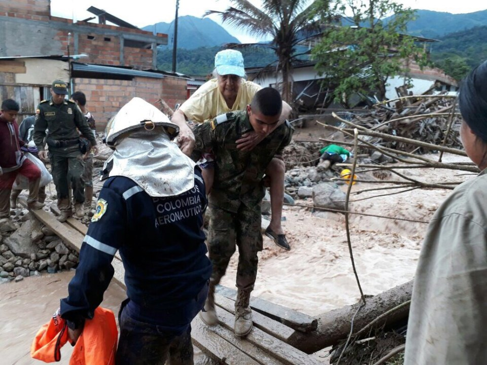 mocoa colombia disaster flood