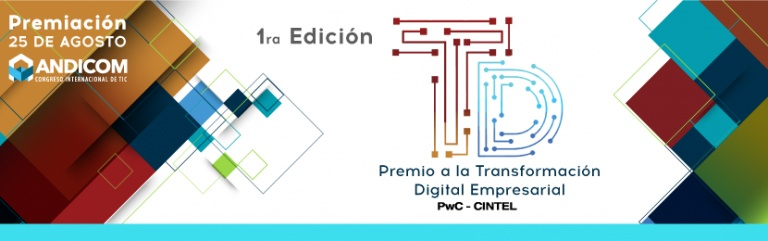 The first ever Business Digital Transformation Awards will be handed out at Andicom 2017 on August 25. (Credit: CINTEL)