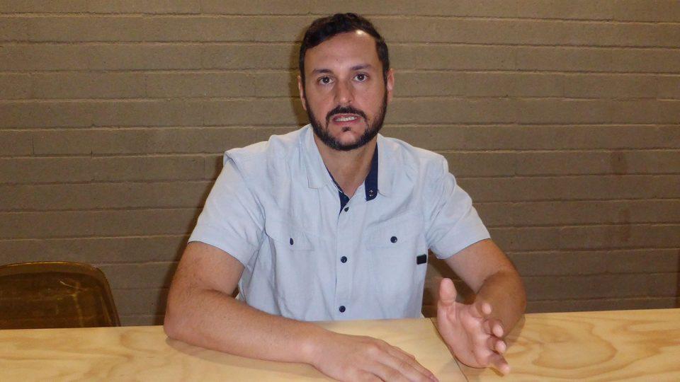 Marcelo Martínez of UruIT says
