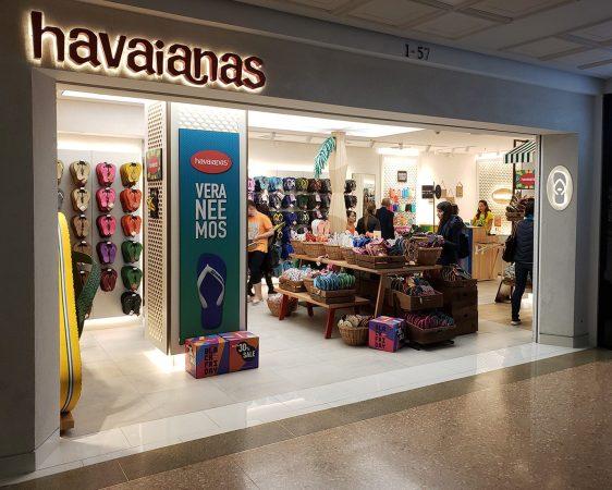 havaianas flip flops (Credit: Jared Wade)