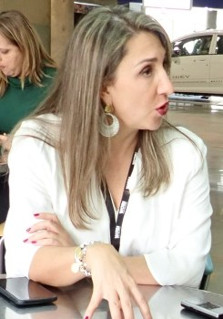 Martha Lucia Maldonado is the Colombia Country Manager for WOBI
