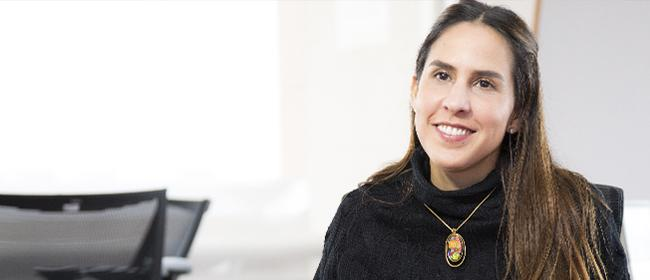 """Silvana Habib Daza, President of The National Mining Agency (ANM) of Colombia stated: """"A very special recognition to the Continental Gold women's team, the first of its kind to participate in the National Mine Rescue Olympics and a champion of discipline, courage and bravery."""""""