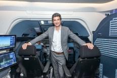 Viva Air CEO Félix Antelo